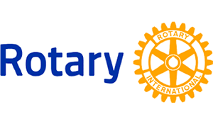 The rotary clubs international logo