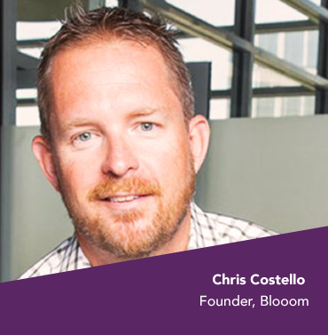 Chris Costello, client of Lead Bank