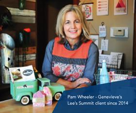 Pam Wheeler from Genevieve
