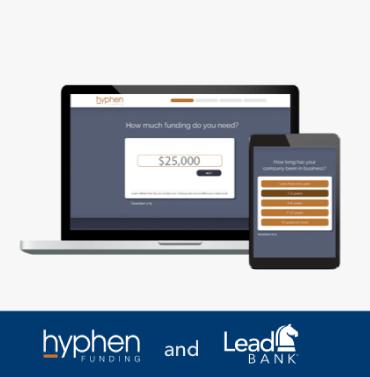 Hyphen Funding fast online loan screen shots
