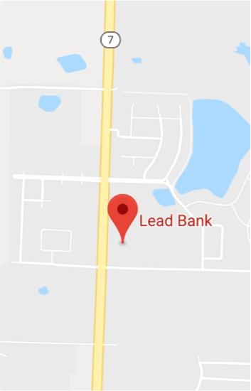Lead bank Lee
